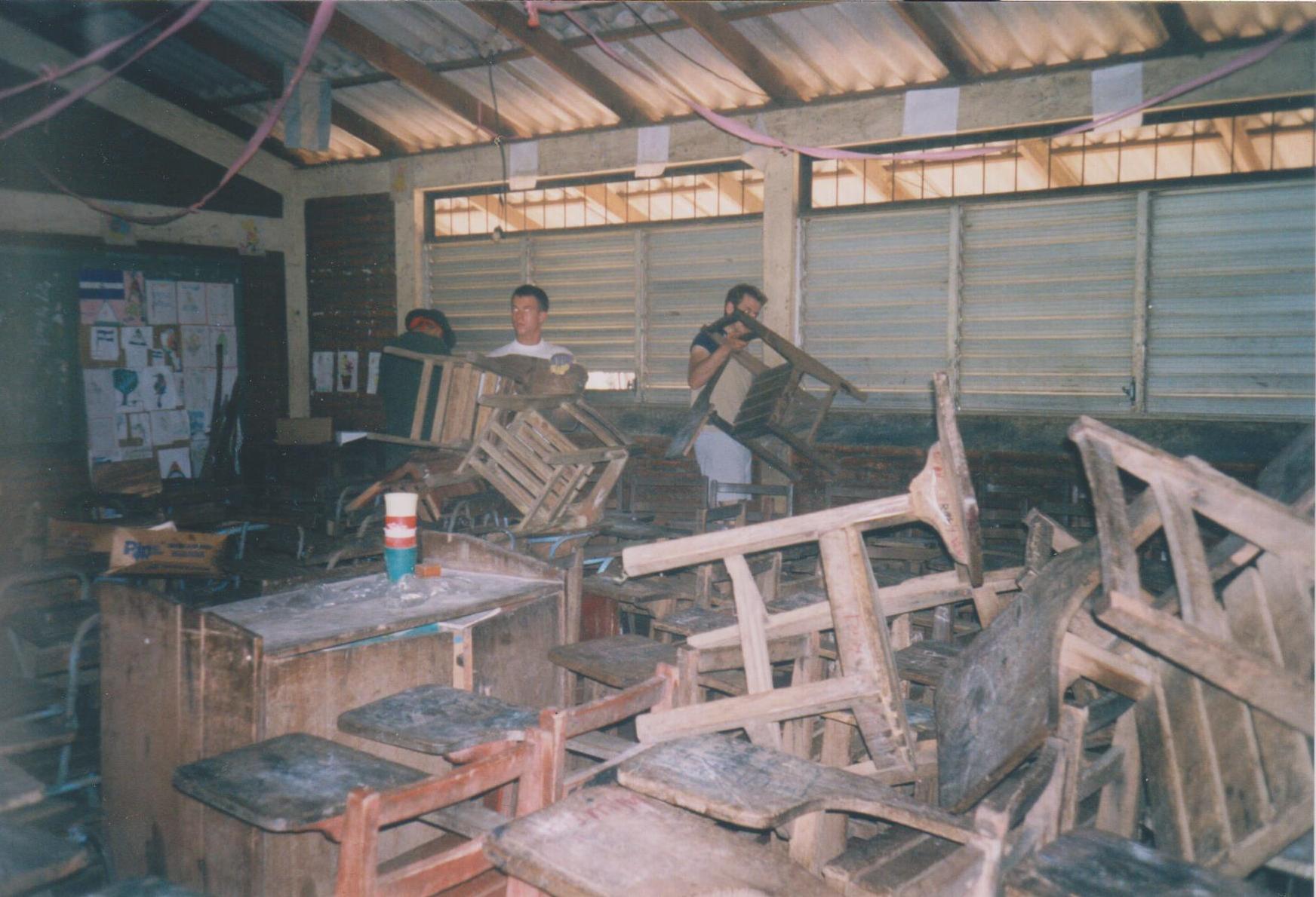 Nicaragua 1999 2