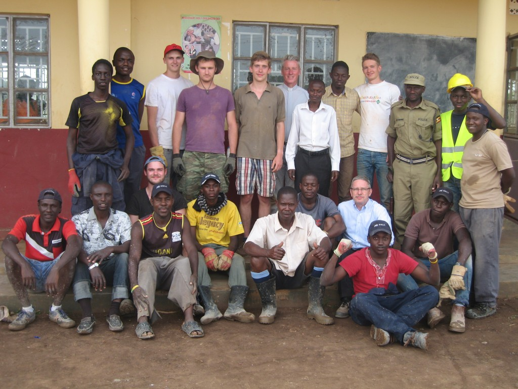Uganda-2016 Gruppe